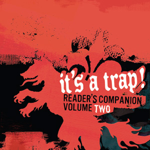Various Artists - It's a trap! reader's companion volume two (IAT003)